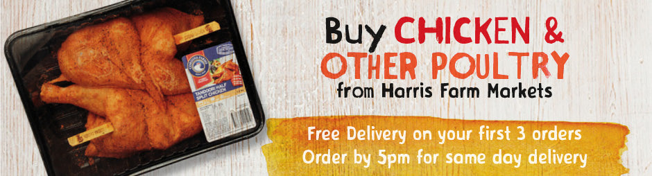 Buy Chicken & Other Poultry Meat Products From Harris Farm Markets