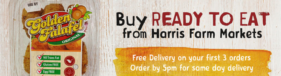 Buy Refrigerated Ready to Eat Products From Harris Farm Markets