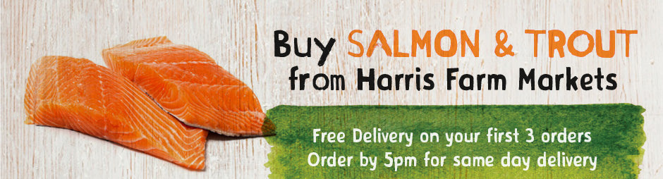 Buy Refrigerated Salmon & Trout Products From Harris Farm Markets
