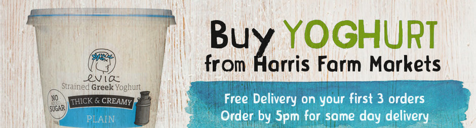 Buy Refrigerated Yoghurt Products From Harris Farm Markets