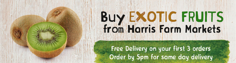 Buy Exotic Fruits From Harris Farm Markets