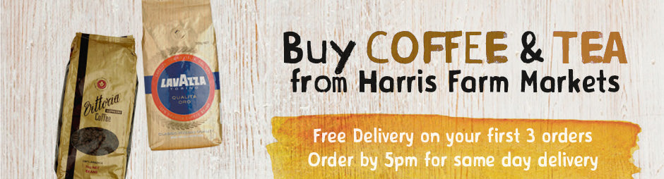 Buy Coffee & Tea Groceries From Harris Farm Markets