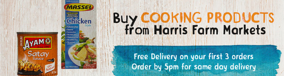 Buy Cooking Groceries From Harris Farm Markets