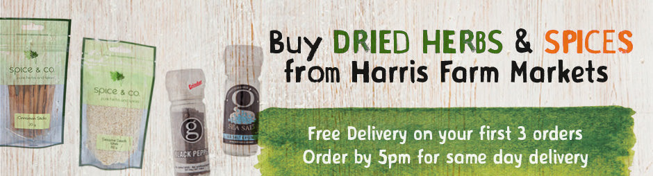 Buy Dried Herbs & Spices From Harris Farm Markets
