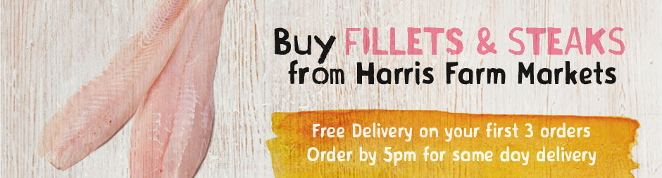 Buy Fillets and Streaks Products From Harris Farm Markets