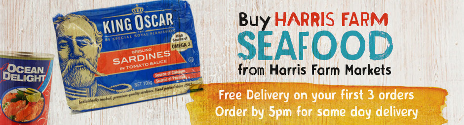 Buy Fresh Harris Farm Seafood Products From Harris Farm Markets