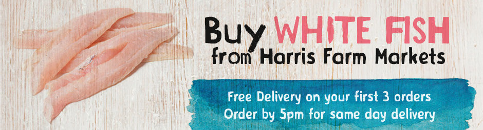 Buy Whitefish Seafood Products From Harris Farm Markets