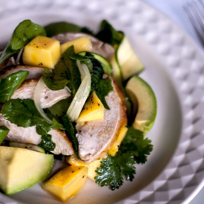 Chicken, Avocado and Mango Salad | Harris Farm Markets