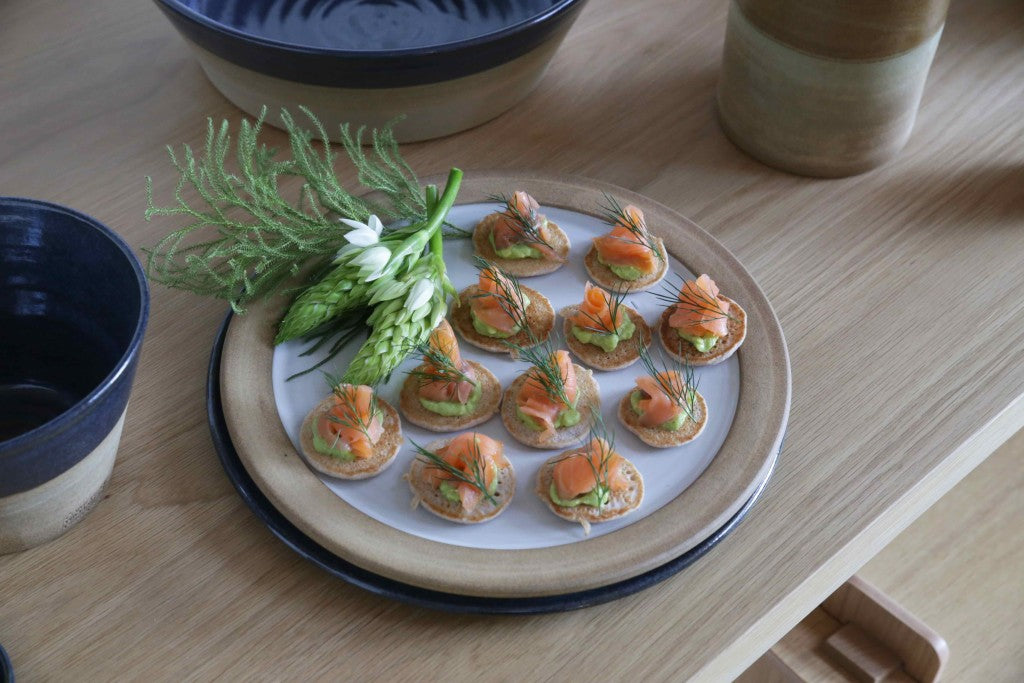 Healthy Canape For The Festive Season 2