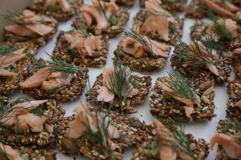 Healthy Canape For The Festive Season 8