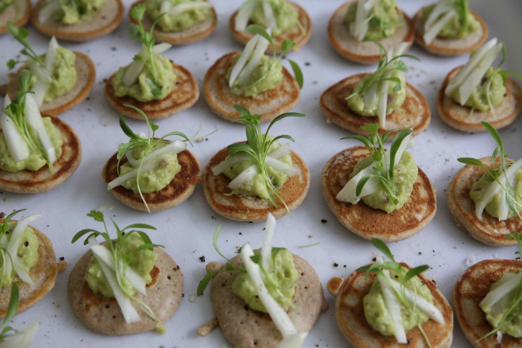 Healthy Canape For The Festive Season 3