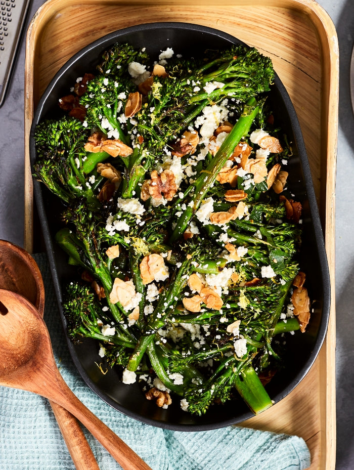easy broccolini recipes