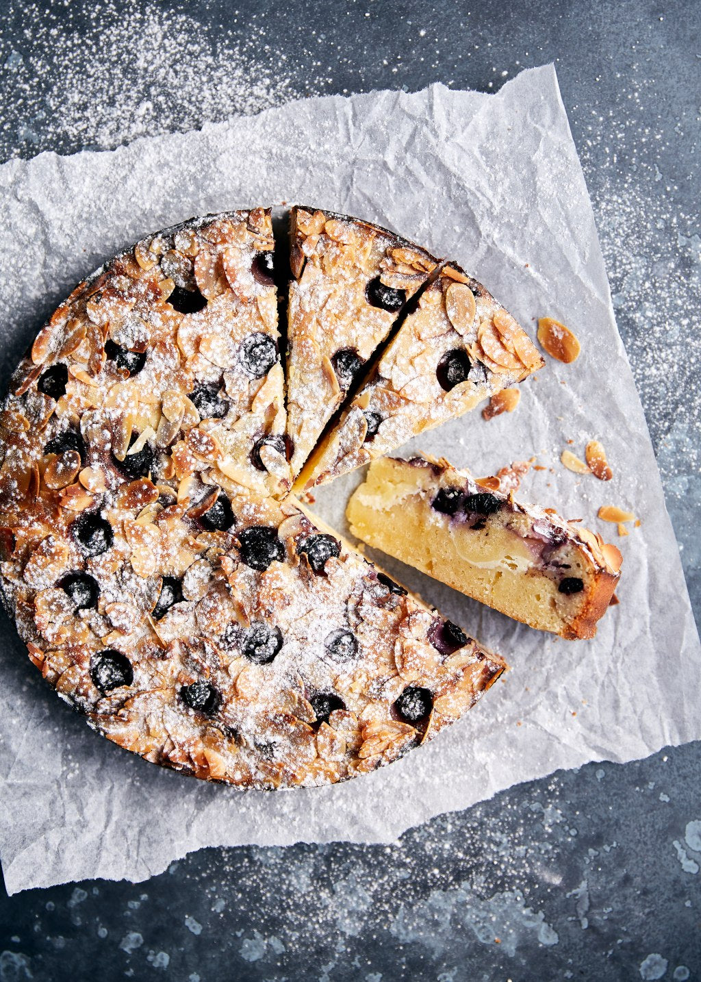 Blueberry and Lemon Ricotta Cake | Harris Farm Markets