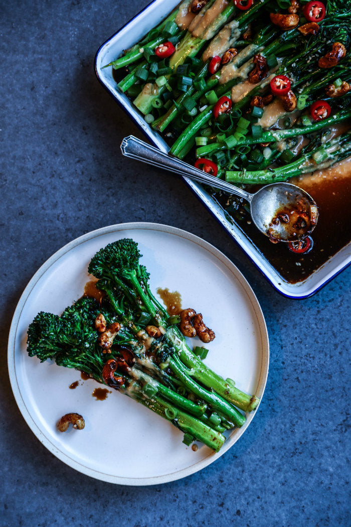 broccolini recipe