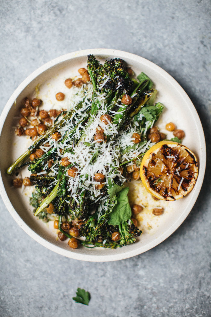 broccolini recipes