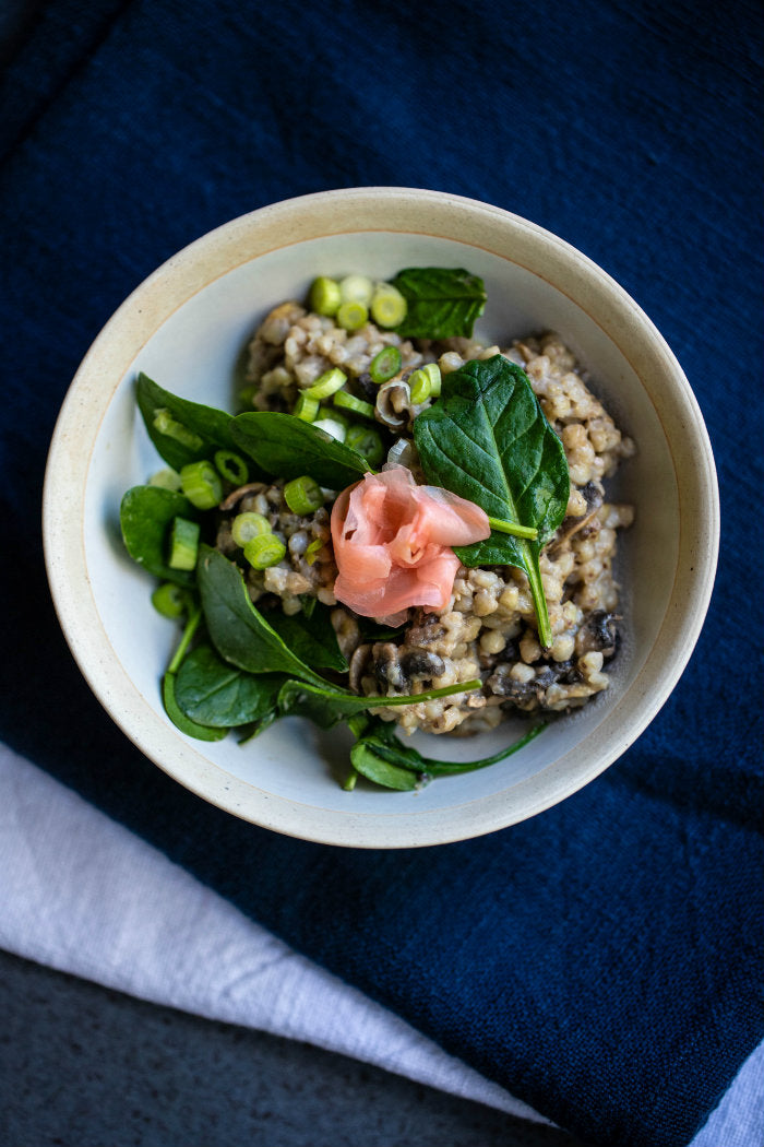 buckwheat groats with miso recipe