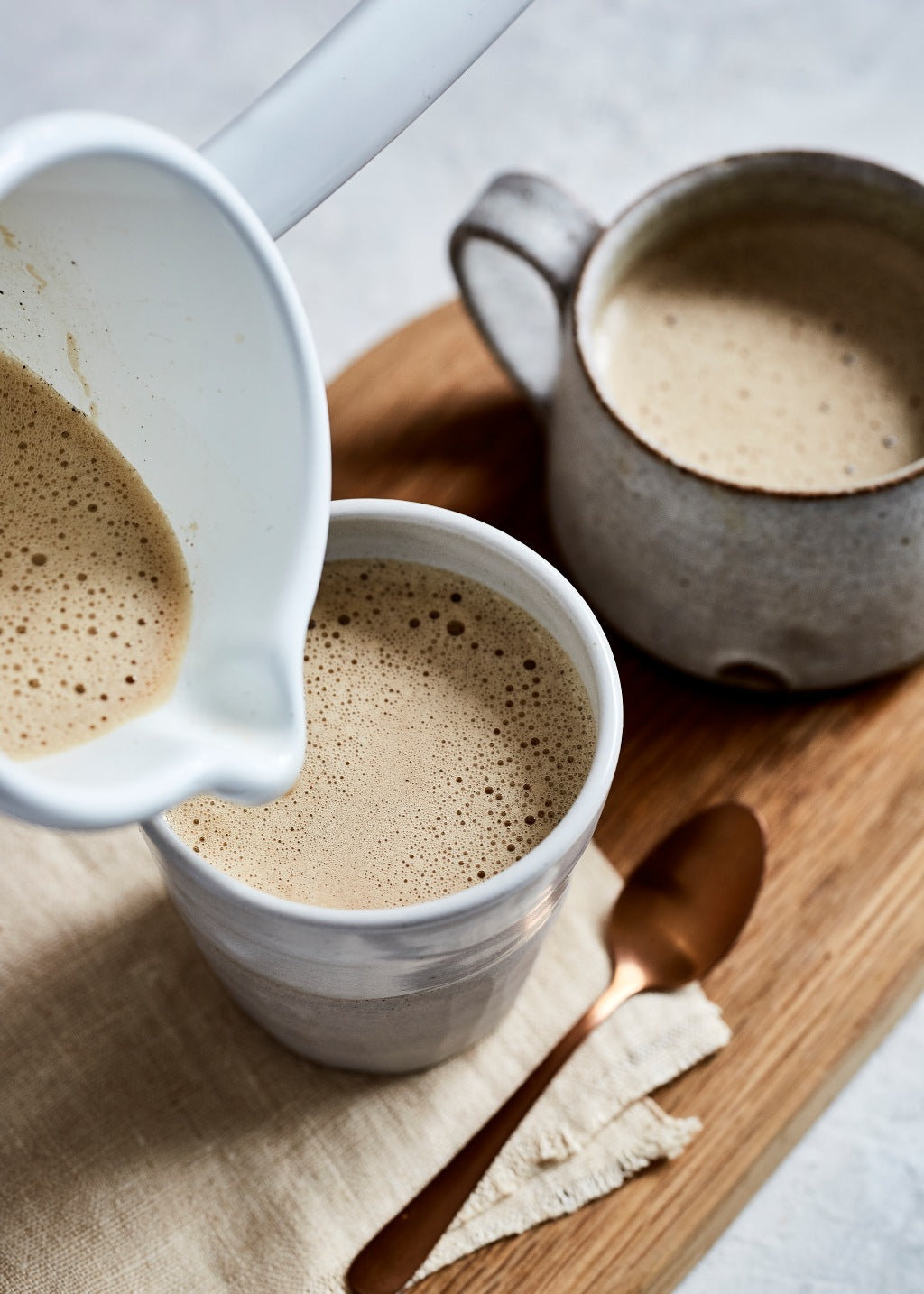 bulletproof coffee different types of coffee