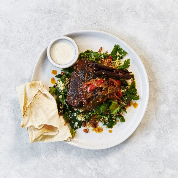 buy meal kits online from harris farm - Moroccan beef