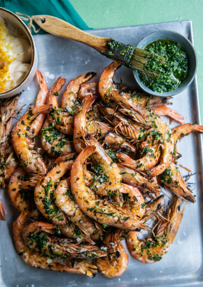 christmas prawns recipe
