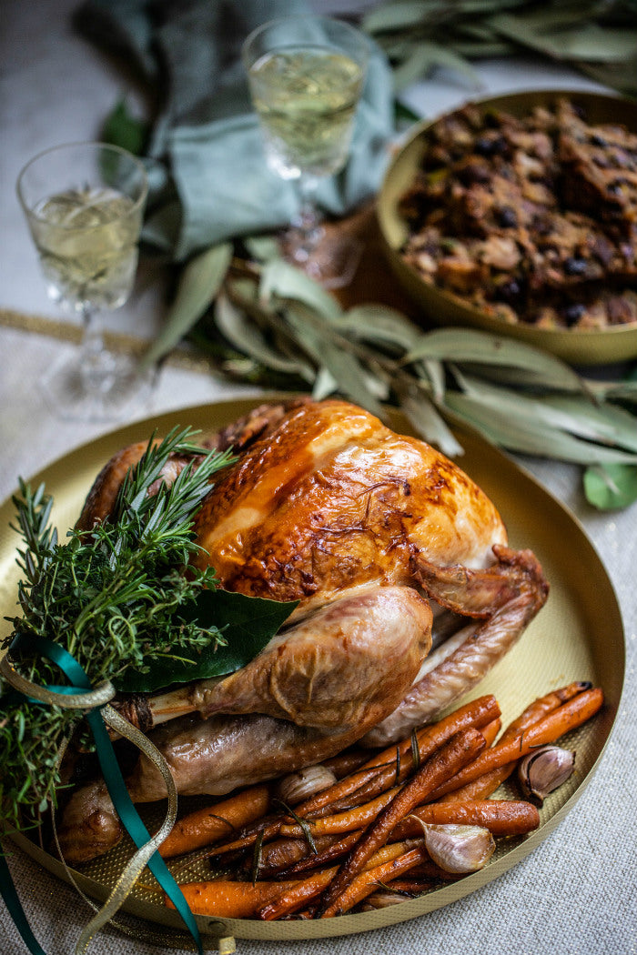 christmas turkey recipe