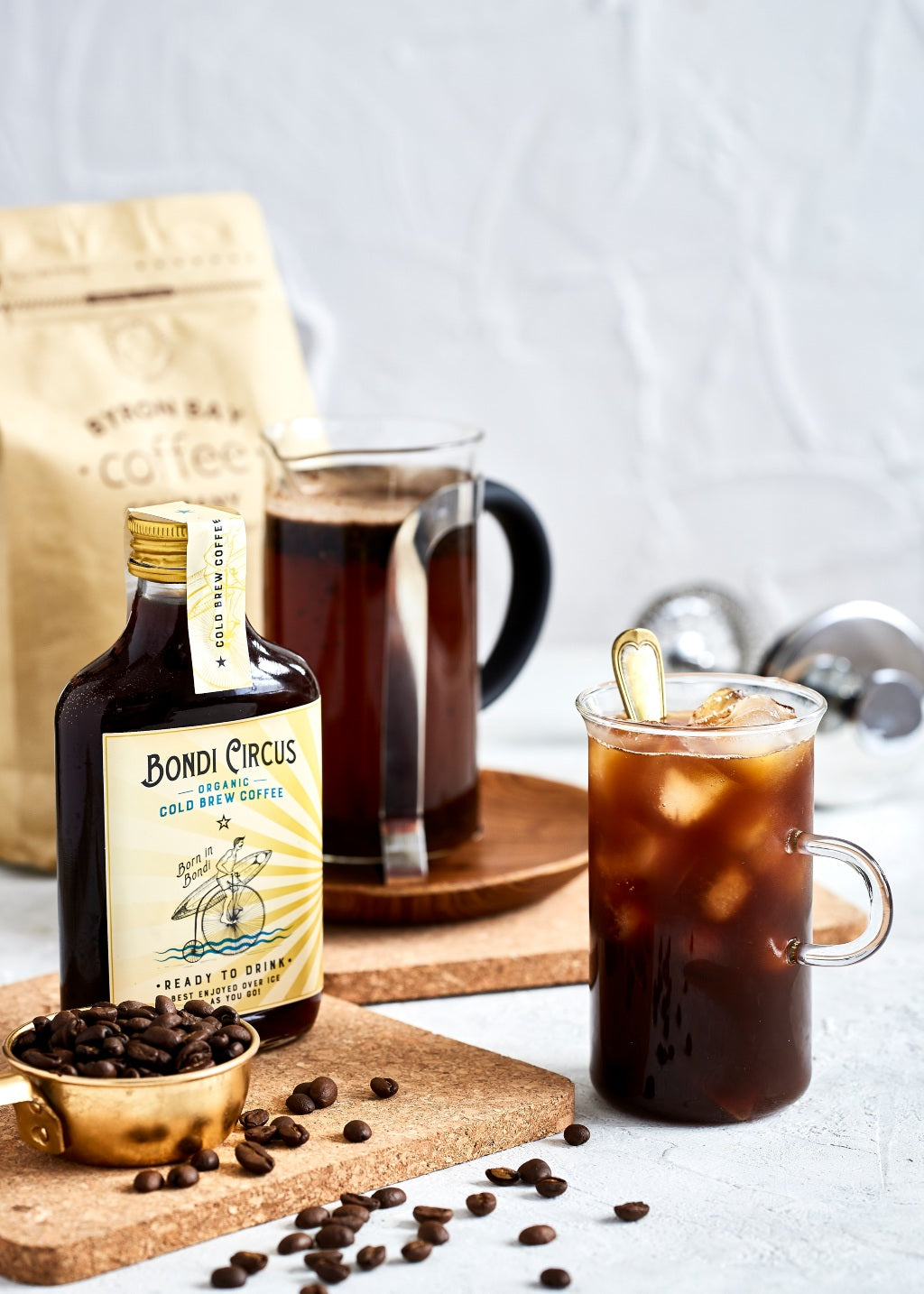 cold brew coffee different types of coffee