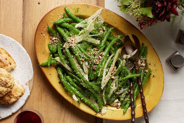 Green Bean Salad with Dukkah | Harris Farm Markets | Spice & Co