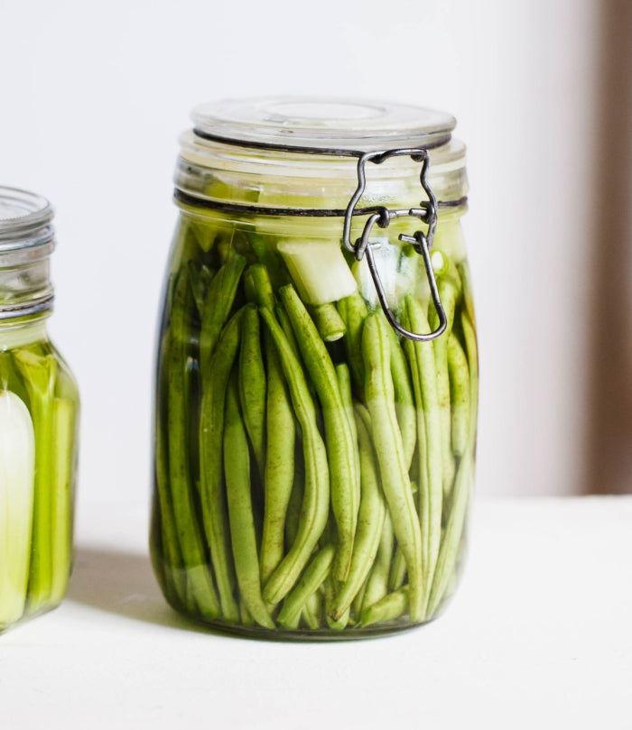 fermented green beans recipe