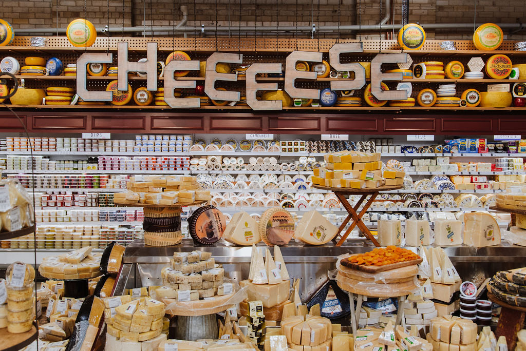 harris farm darby st cooks hill cheese selection