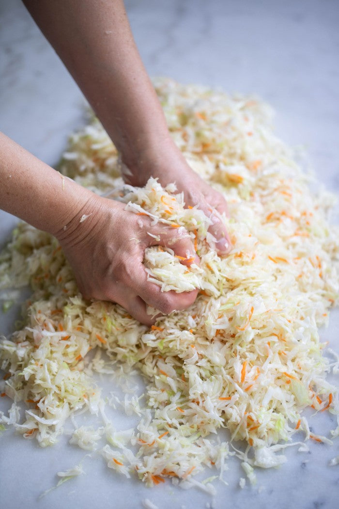 homemade sauerkraut recipes