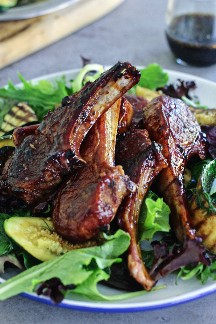 lamb cutlets recipe