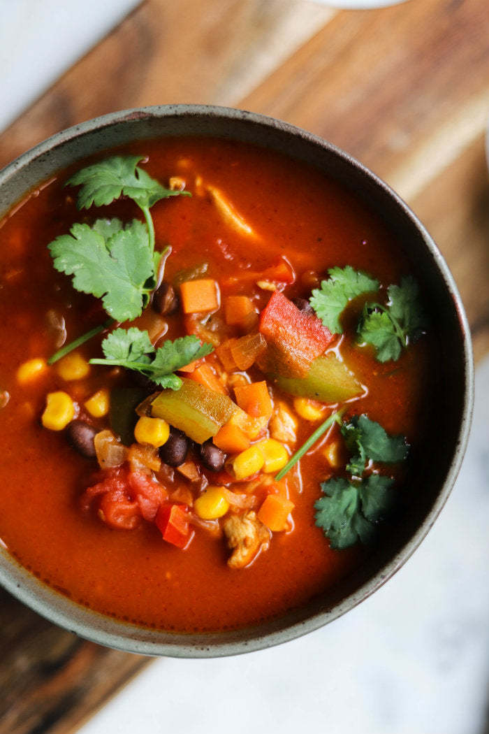mexican soup recipe