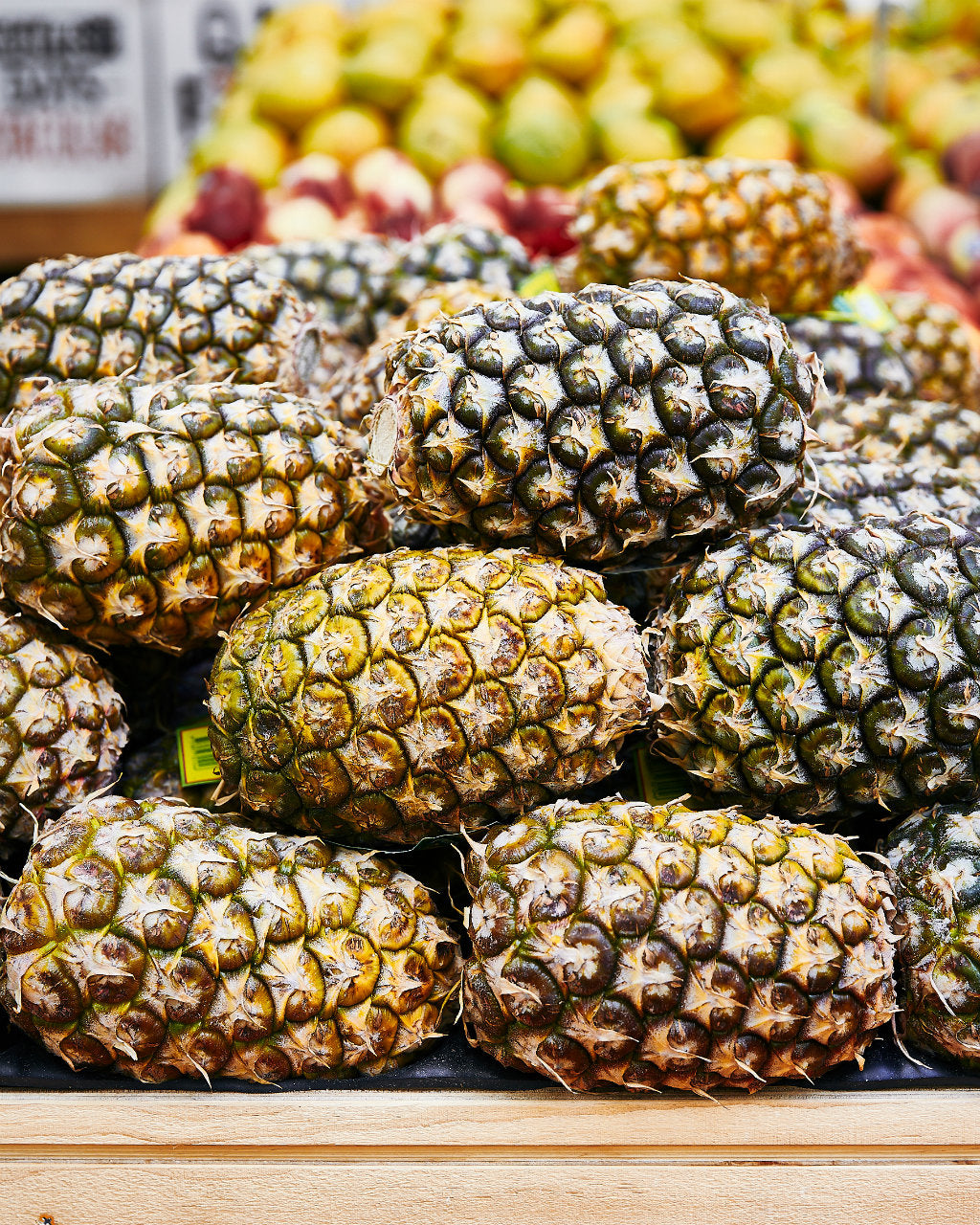 pick of the week pineapples from harris farm markets