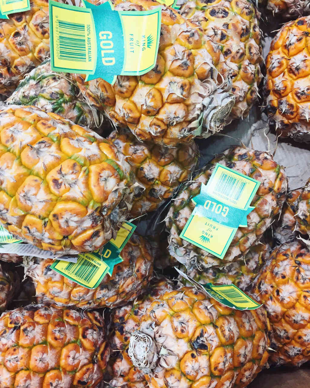 buy sweet topless pineapples online