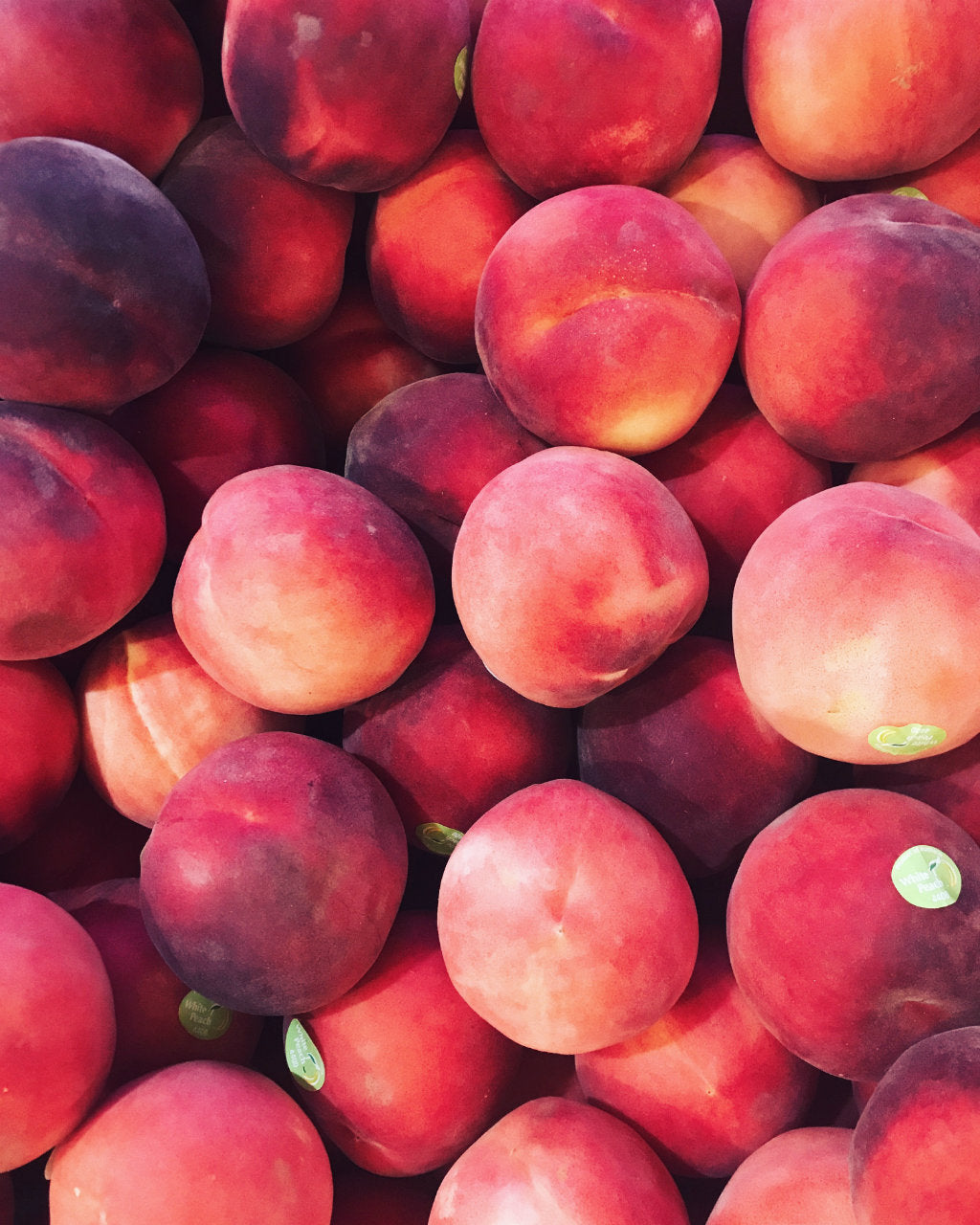 pick of the week white peaches