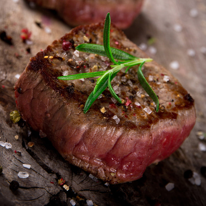 How long do i cook fillet steak in the oven
