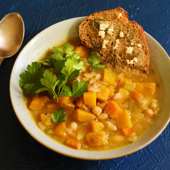vegetable soup recipe
