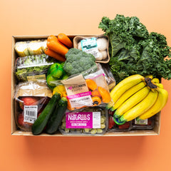 Organic Fruit and Veg Box XL | Harris Farm Online