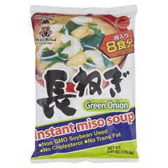Miko Miso Soup Instant Green Onion 176g , Grocery-Asian - HFM, Harris Farm Markets  - 1