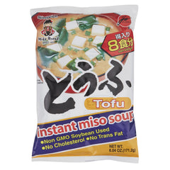 Miko Miso Soup Instant Tofu 171.2g , Grocery-Asian - HFM, Harris Farm Markets  - 1