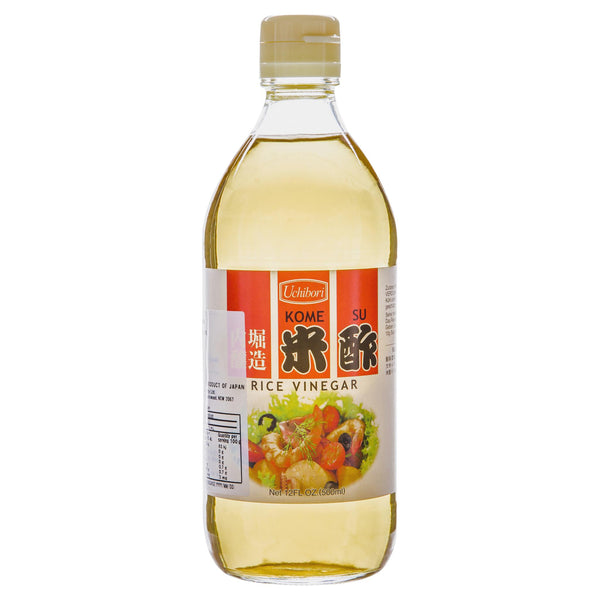 Uchibori Aged Rice Vinegar 500ml , Grocery-Asian - HFM, Harris Farm Markets  - 1