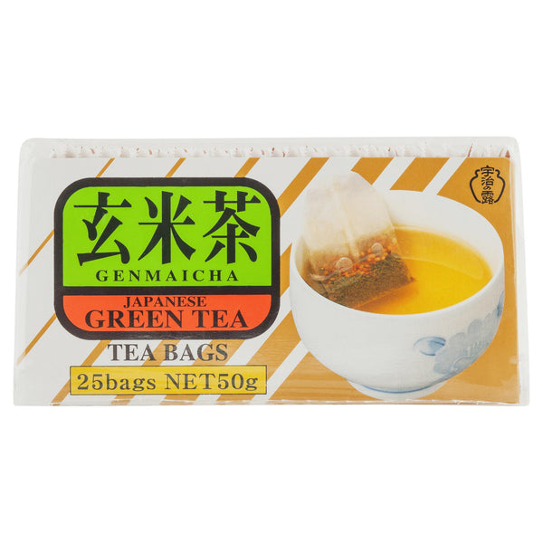 Ujinotsuyu Teabags Brown 50g , Grocery-Coffee - HFM, Harris Farm Markets  - 2