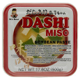 Miko Miso Paste Dashi 500g , Grocery-Asian - HFM, Harris Farm Markets  - 1