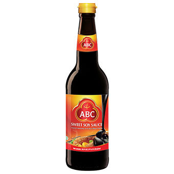 ABC Sweet Red Soy Sauce 620ml