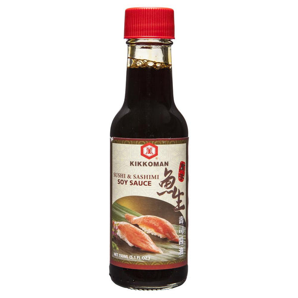 Kikkoman Sashimi Soy Sauce 150ml , Grocery-Asian - HFM, Harris Farm Markets  - 1