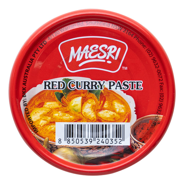 Maesri Red Curry Paste | Harris Farm Online