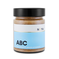 Noya - ABC Nut Butter Spread - Almond, Brazil and Cashew (250g)