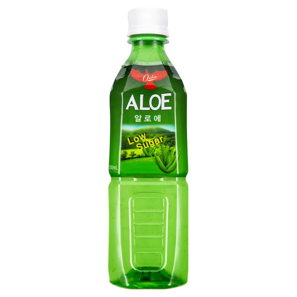 Osha Aloe Drink 500ml , Grocery-Asian - HFM, Harris Farm Markets  - 1