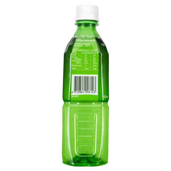 Osha Aloe Drink 500ml , Grocery-Asian - HFM, Harris Farm Markets  - 2