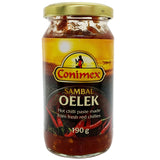 Conimex Sambal Oelek Hot Chilli Paste 190g