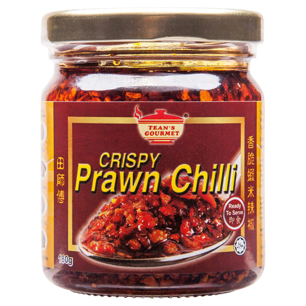 Teans Crispy Prawn Chilli Sauce, Grocery-Asian - HFM, Harris Farm Markets - 1